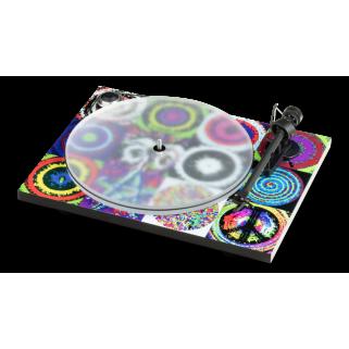 Проигрыватель пластинок Pro-Ject ESSENTIAL III OM10 Ringo Starr