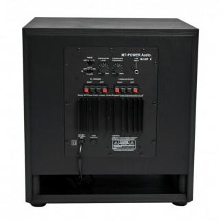 Сабвуфер MT-Power BLUST 2 (BW) Black