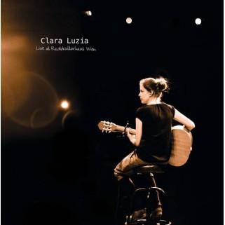 Пластинка LP Clara Luzia - Live at Radiokulturhaus