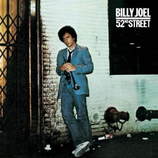 Пластинка  LP IMP 6006 (Billy Joel - 52nd Street)