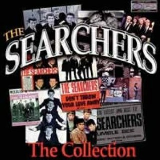 Пластинка LP MUS 002-1 (The Searchers - The Collection)