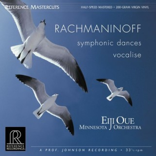 Пластинка Rachmaninoff - Symphonic Dances