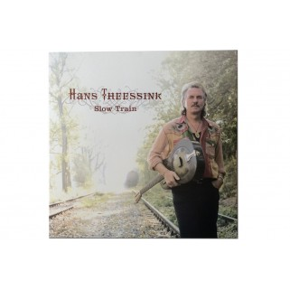 Пластинка SLOW TRAIN (Hans Thessink)