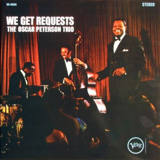 Пластинка We get request - Oscar Peterson Trio