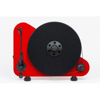 Проигрыватель пластинок Pro-Ject VT-E BT R OM5e Red