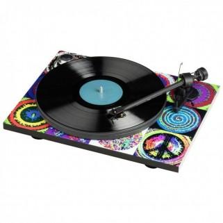 Проигрыватель пластинок Pro-Ject Art Essential III Ringo Starr Peace & Love OM10