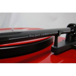 Проигрыватель пластинок Pro-Ject Debut Carbon DC 2M-Red Piano