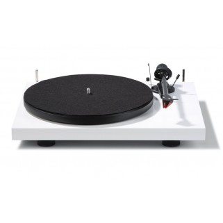 Проигрыватель пластинок Pro-Ject Debut Carbon DC 2M-Red White