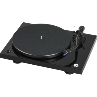 Проигрыватель пластинок Pro-Ject Debut III S Audiophile Pick-IT 25A Black