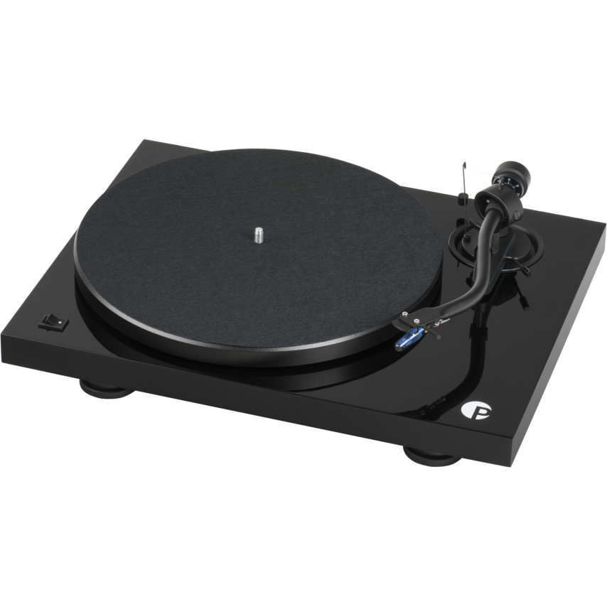 Проигрыватель пластинок Pro-Ject Debut III S Audiophile Pick-IT 25A Black