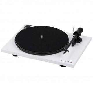 Проигрыватель пластинок Pro-Ject Essential III Digital OM10 White