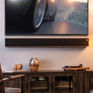 Klipsch Heritage Theater Bar Black Ash
