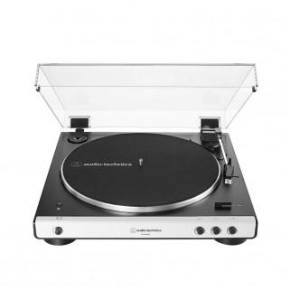 Проигрыватель пластинок Audio-Technica AT-LP60X Bluetooth white