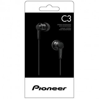 Наушники Pioneer SE-C3T Black