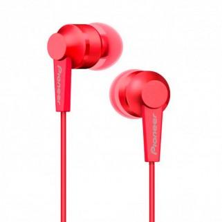 Беспроводные наушники Pioneer SE-C4BT Red