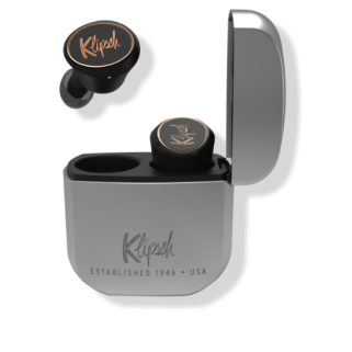 Наушники Klipsch T5 True Wireless Black/Silver