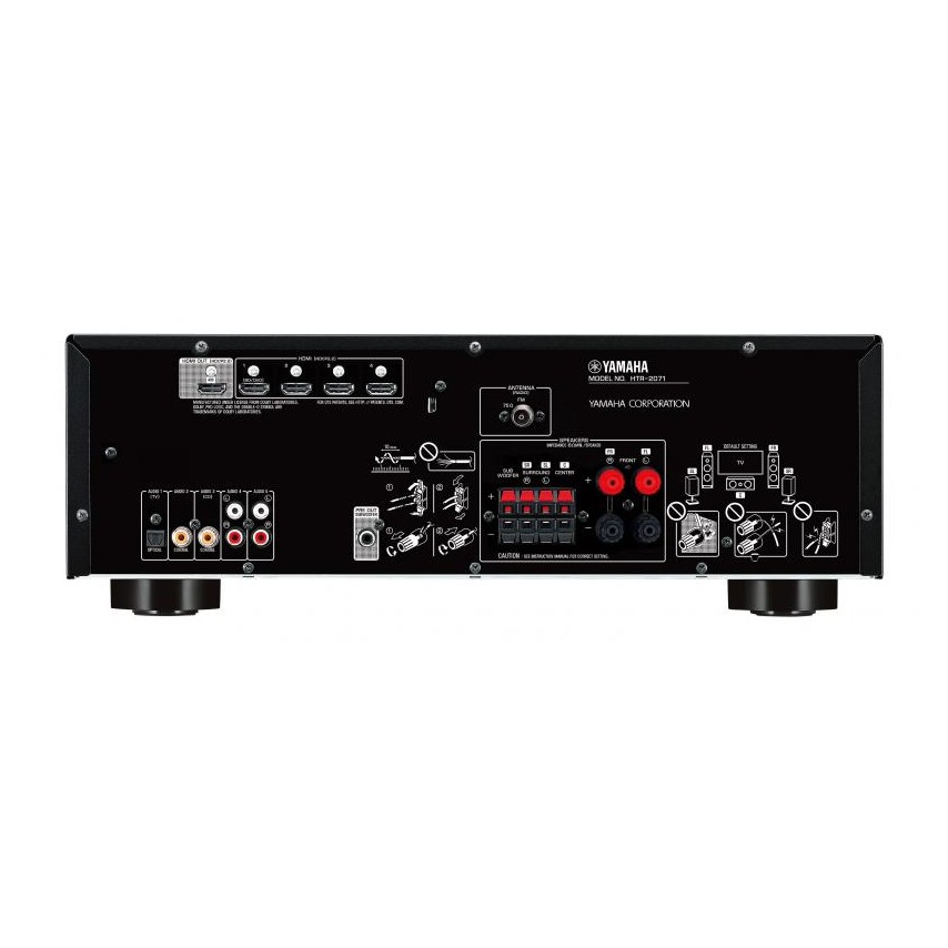 Комплект Yamaha Kino SYSTEM 3541 (RX-V385 + NS-P41) Black