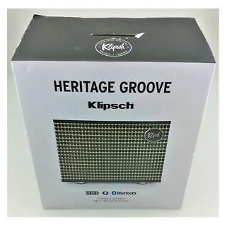 Мультимедийная акустика Klipsch Heritage Groove Walnut