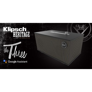 Klipsch The Three GVA Matte Black