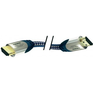 Кабель HDMI Inakustik Inakustik Premium High Speed HDMI Cable with Ethernet 0,75m