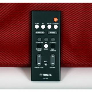 Звуковой проектор Yamaha YAS-109 Red
