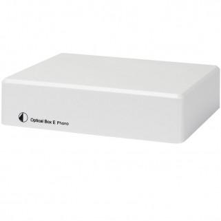 Фонокорректор Pro-Ject Optical Box E Phono white