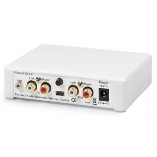 Фонокорректор Pro-Ject Phono Box E (MM/MC) White