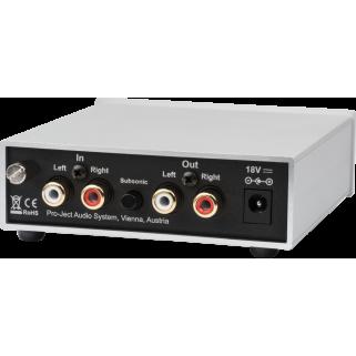 Фонокорректор Pro-Ject Phono Box S2  Silver