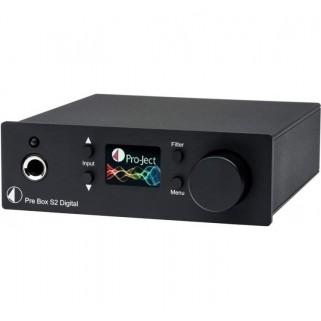 ЦАП Pro-Ject Pre Box S2 Digital Black