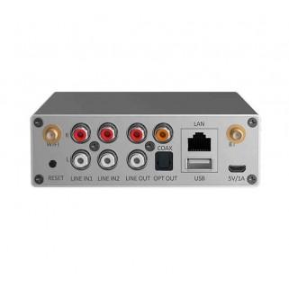 Стример предусилитель Arylic S50 Pro Wireless Stereo Preamplifier