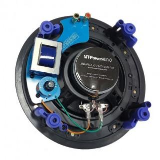 Трансформаторная встраиваемая акустика MT-Power MD-65SLT v2