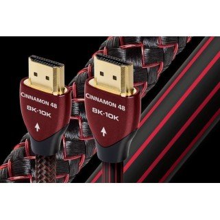 HDMI кабель Audioquest HDMI 2.1 Cinnamon 48 1 m
