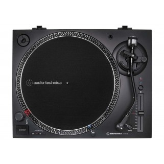 Проигрыватель пластинок Audio-Technica AT-LP120XBT-USBBK