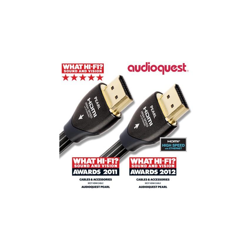 Audioquest HDMI Pearl Длинна 10 m.