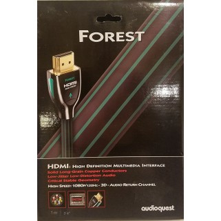 Audioquest HDMI Forest  3 m.
