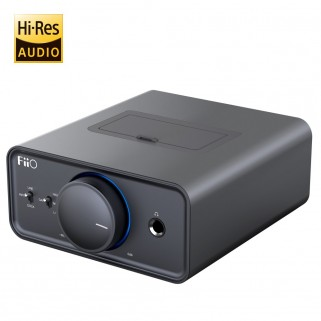 FIIO K5 Headphone Amplifier Titanium