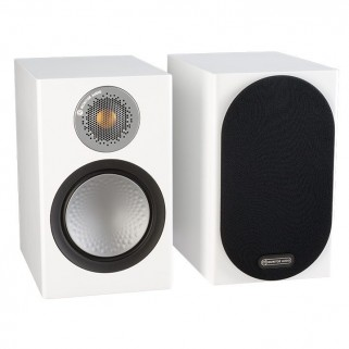 Полочная акустика Monitor Audio Silver Series 50 White