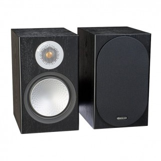 Полочная акустика Monitor Audio Silver Series 100 Black Oak