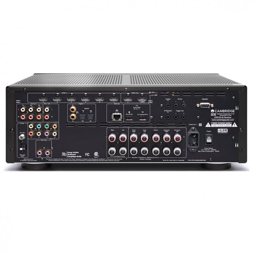 AV-ресивер Cambridge Audio CXR120