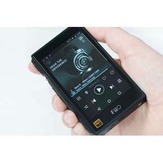 Плеер FIIO X5III Portable High Resolution Music Player Black