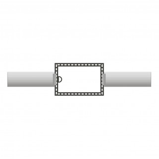 Monitor audio  BWB4LCR WB4LCR Pre construction brackets