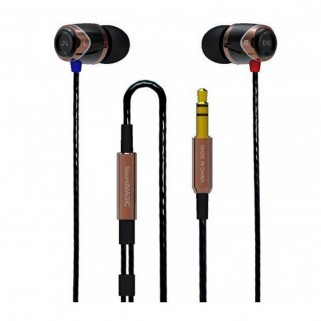 Наушники SoundMagic E10 Black Gold