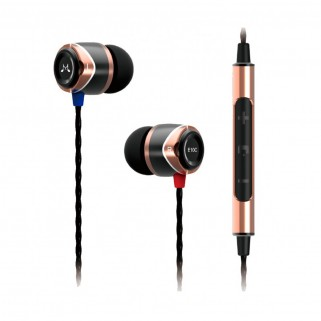 Наушники SoundMagic E10C Black Gold