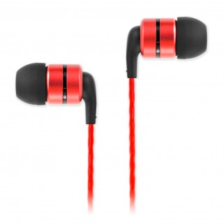 SoundMagic E80 Black Red