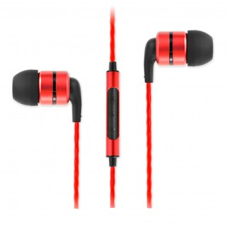 Наушники SoundMagic E80C Black Gold