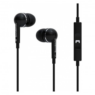Наушники SoundMagic ES19S Black