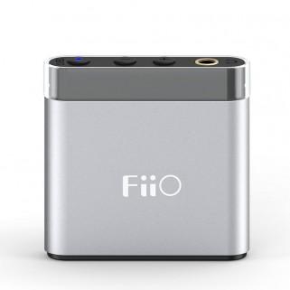 Усилитель для наушников FIIO A1 Headphone Amplifier Silver