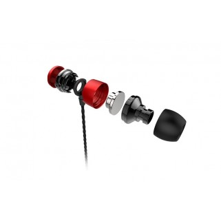 Наушники SSoundMagic E50 Black Red
