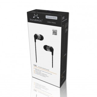 Наушники SoundMagic E80 Gun Black