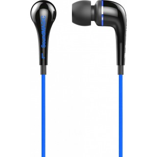 Наушники SoundMagic ES11S Black Blue
